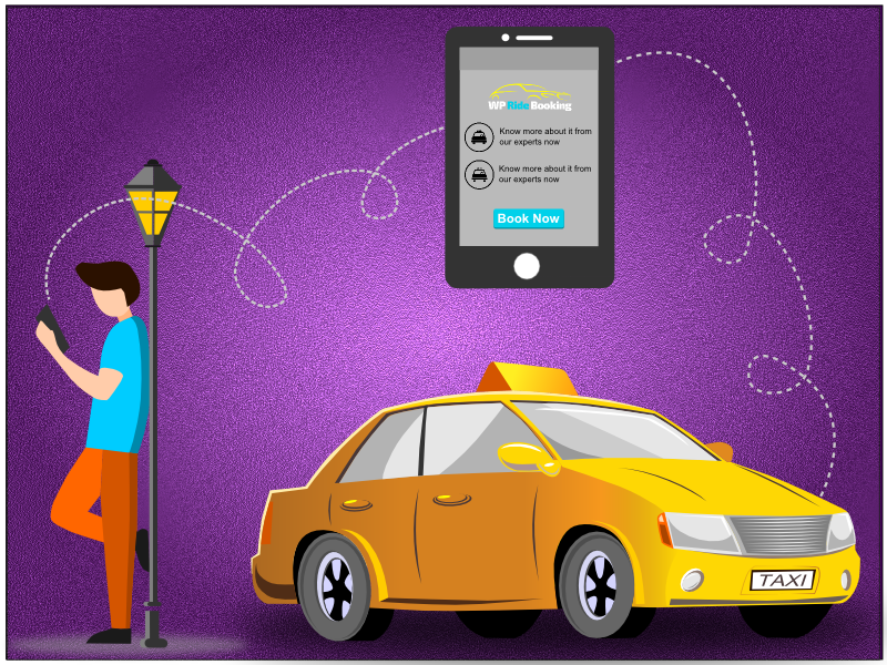 WorPress Taxi Booking Plugin